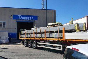 Novedoso proyecto de diseño sostenible Domfesa